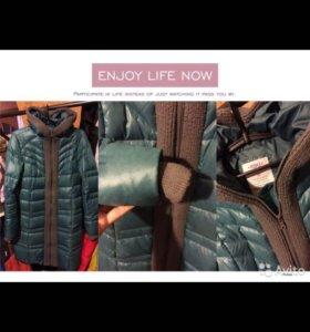 Пуховики (зимние куртки)