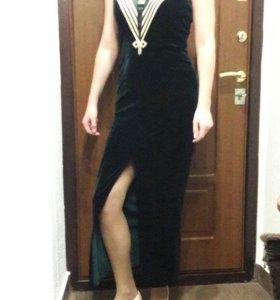 Нарядное вечернее платье США