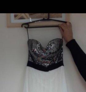 Шикарное платье пр.Швейцарии