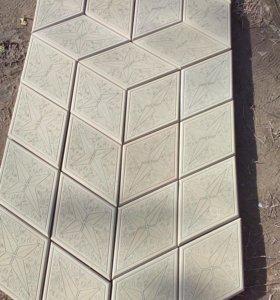 Тротуарная плиточка