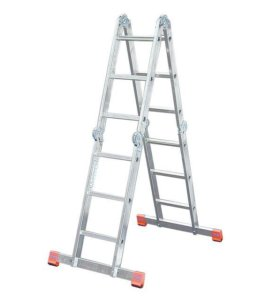 Лестница-трансформер АЛЮМЕТ Т-455 4х5