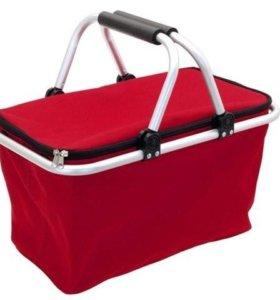 Компактная термосумка (сумка термос)