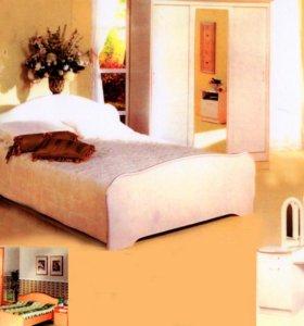 Кровать ллсп 120*190