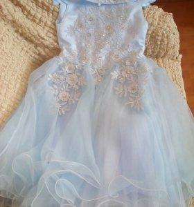 👗Новогоднее нарядное платье