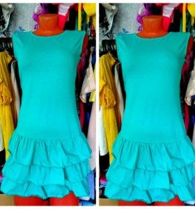 Платье новое 44-48 в наличии