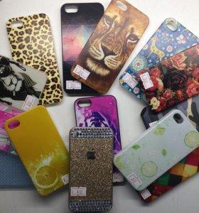 Чехлы для IPhone 4/4s/5/5s