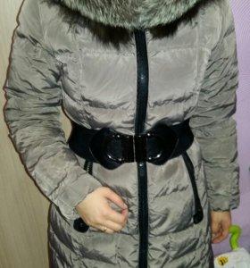 Куртка пуховая (р.46)