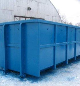 Вывоз мусора контейнером ПУХТО 20,27 м3