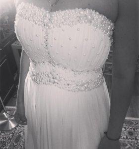 Новое в наличии свадебное платье