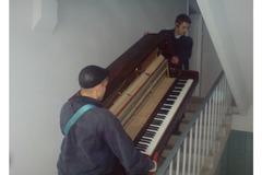 Переноска-перевозка пианино