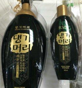 """daenggimeоri""набор Mineral Herbal Ю. Корея"