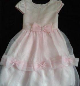 Новое платье р 116