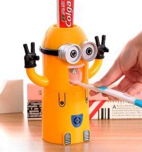 Дозатор зубной пасты Миньен