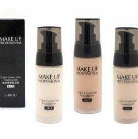 Тональная основа для макияжа Make Up Professional