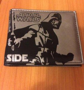 Новый кошелёк Star Wars