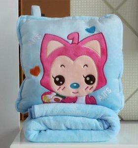 Подушка с одеялком. 1 в наличии