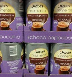 Jacobs Cappuccino Milka Шоколад