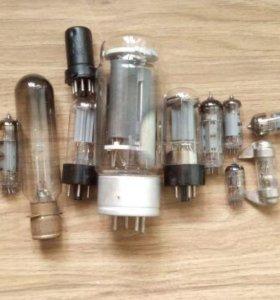 Лампы на оборудование