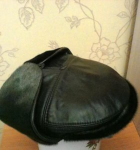 Зимняя кепка 56-57 размера