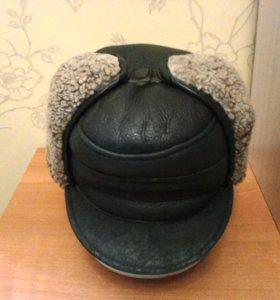 Зимняя шапка 56-57 размера
