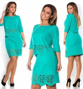 Платье-костюм новое