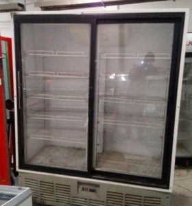 Шкафы БУ холодильные торговые