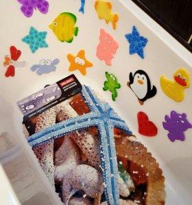 коврик в ванну Blu Star