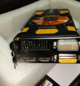 Видеокарта GTX 560 TI 1GB 256 BIT GDDR 5