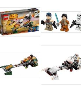 Лего звездные войны 75090 новый