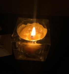 Свечи из воска волшебные ))