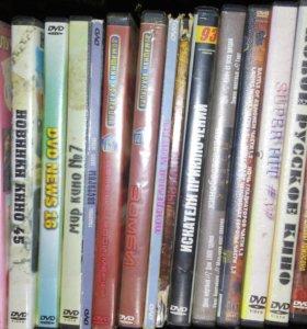Продам диски с фильмами