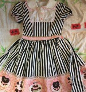 Платье в стиле Лолита косплей