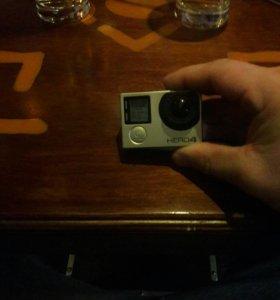 Камера Go Pro Hero4 silver