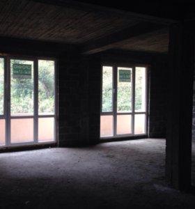 Квартира 66 м2 (2 балкона)