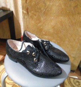 Туфли, размер 37-38