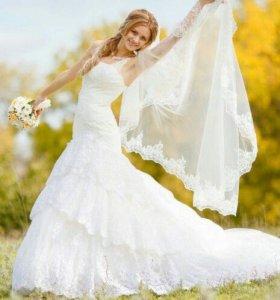 Свадебное платье Ирины Люкс