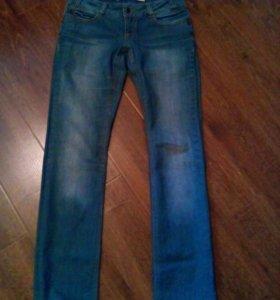 Женские прямые джинсы ONLY р-р 42-44