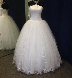 Новое платье (сегодня отдам дешевле)