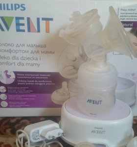 Молокоотсос электронный Philips AVENT