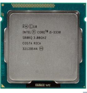Intel core i5 3330 (торг)