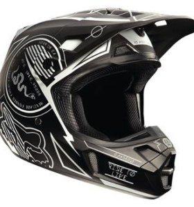 Шлем кроссовый Fox Racing V2 Priori ECE