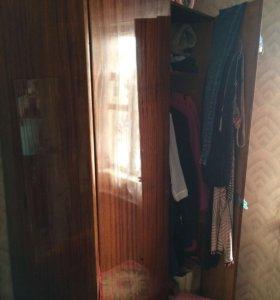 Шкаф +трюмо