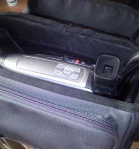 Видеокамера Panasonic VZ9 VHS-C