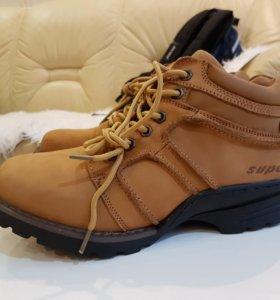 Зимние ботинки 44.46 размер