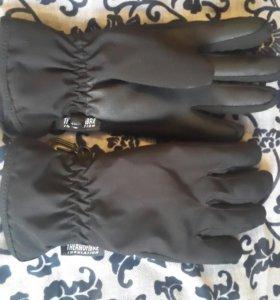 Перчатки детские зима