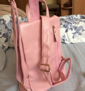 Набор сумок. Рюкзак+сумка+барсетка
