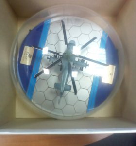 """Подарочная модель """"Ка-52"""""""
