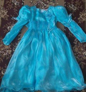 Платье на5-7лет