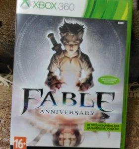 Игра Fable на xbox 360