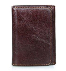 Оригинальное мужское портмоне. Мужской кошелек